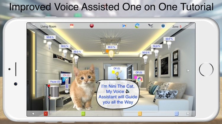 HOS Smart Home For HomeKit screenshot-7