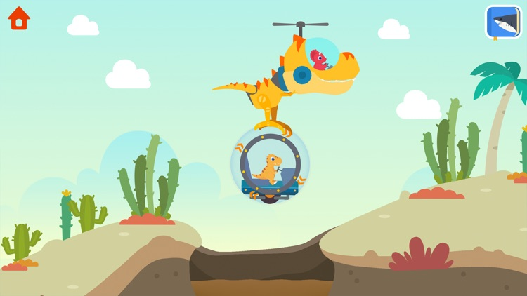 Dinosaur Ocean Explorer screenshot-4