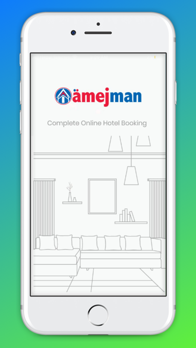 Screenshot for Amejman in United States App Store