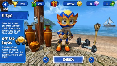 Screenshot of Beach Buggy Racing3
