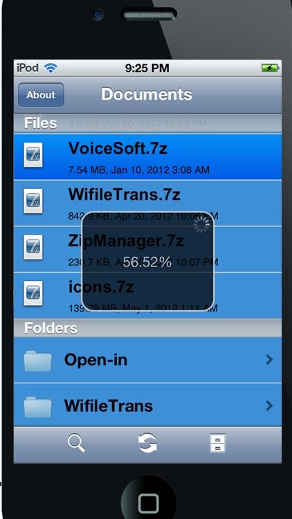Un7z screenshot-1