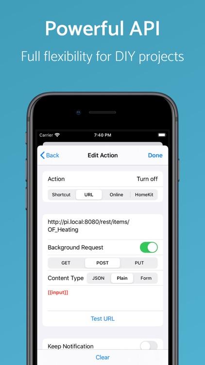 Pushcut: Shortcuts Automation screenshot-4