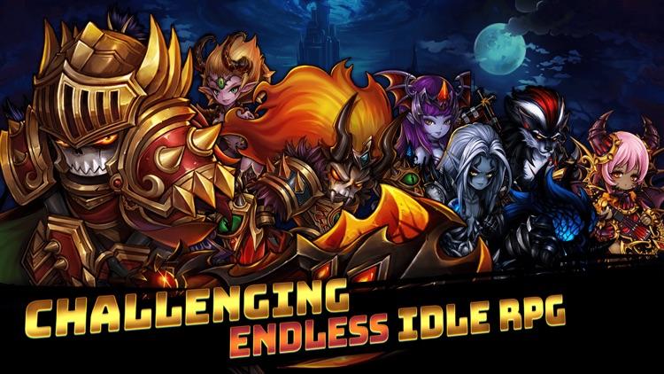 Skull Arena : Idle Hero RPG screenshot-0