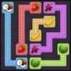 Fruit Puzzle Ninja: Line Link