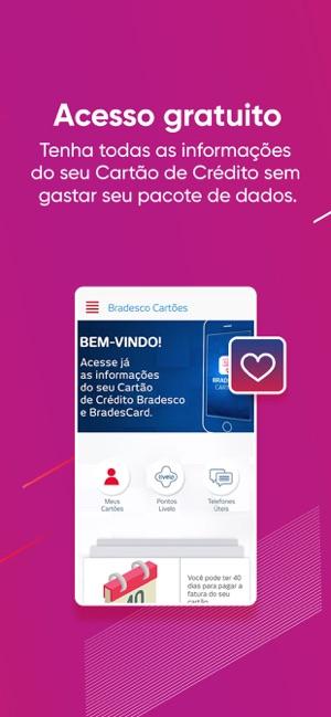 27740ff152 Bradesco Cartões na App Store