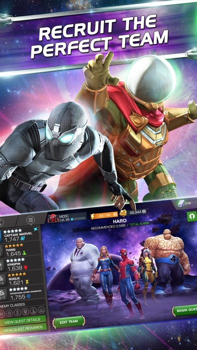 MARVEL Contest of Champions app image