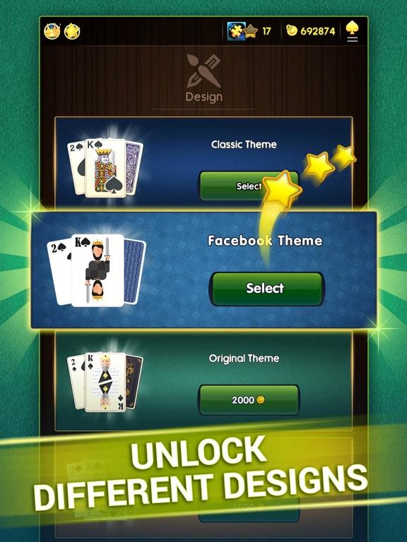 Magic Solitaire - Card Games screenshot 7