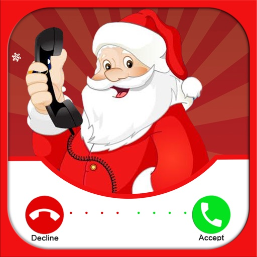 Fake Call From Santa Claus iOS App