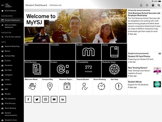 MyYSJ screenshot 6