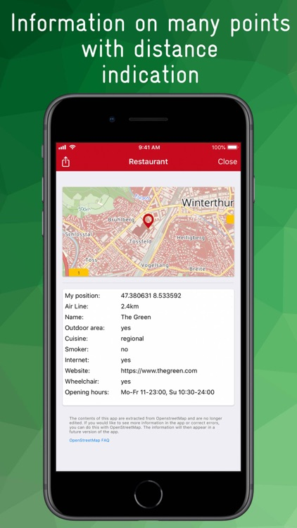 Zurich Offline Map screenshot-6
