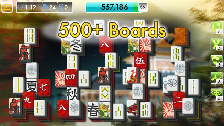Mahjong Vacation