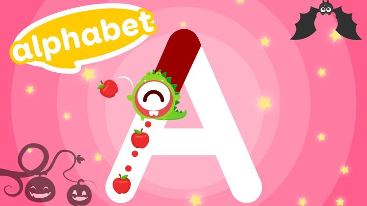 CandyBots Tracing Kids ABC 123