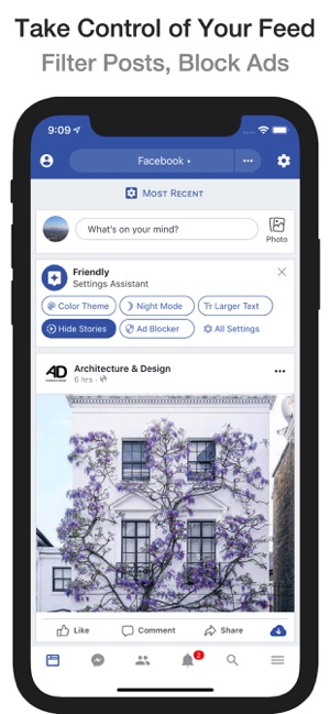 Friendly for Facebook on the App Store