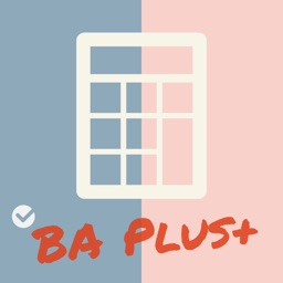BA Plus+ Financial Calculator
