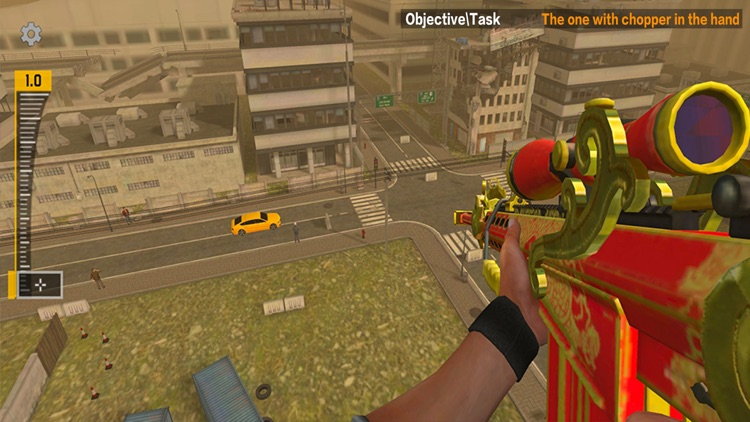 Sniper Honor: 3D Shooting Game screenshot-8