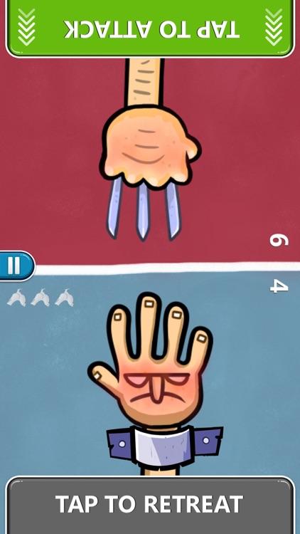 Red Hands - Fun 2 Player Games screenshot-3