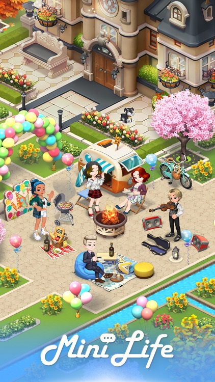 Mini Life: Social Avatar World screenshot-5