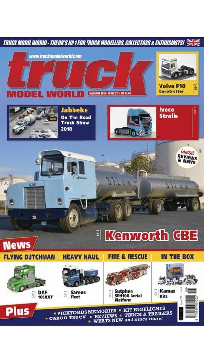 Truck Model World Magazine screenshot-4