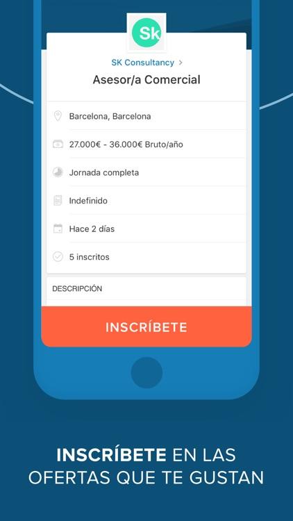 InfoJobs - Trabajo y Empleo screenshot-3