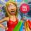 supermarché achats fille Jeu