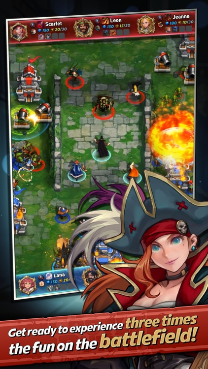 Castle Burn screenshot-0