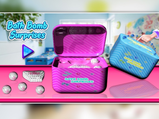 Bubbly Surprise with Bath Bomb screenshot 5