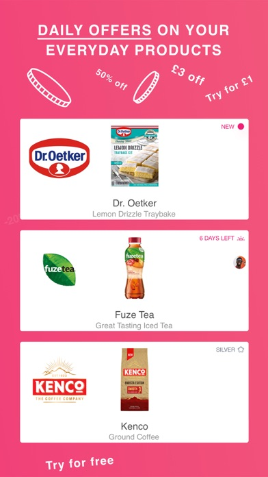 Shopmium: save money every day screenshot three