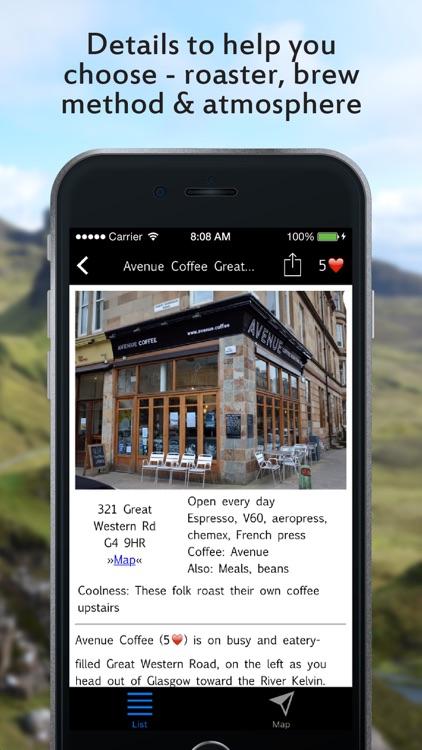 Scotland Coffee Lovers