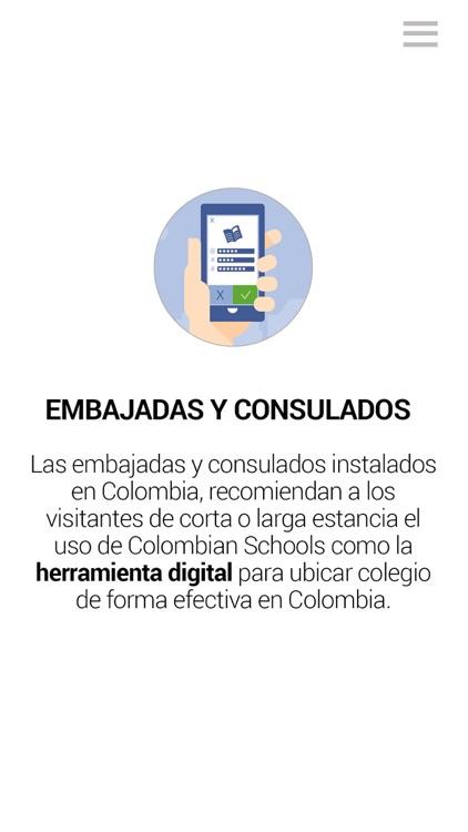 Colombian Schools screenshot-4