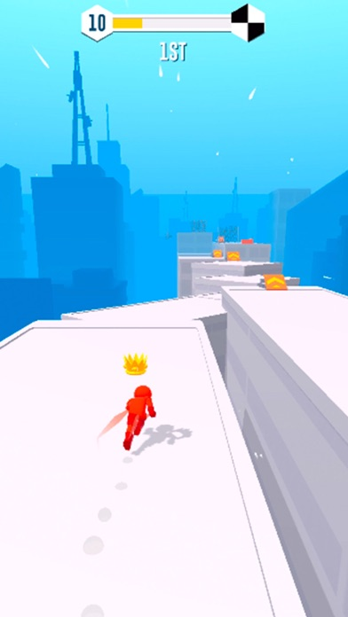 Parkour Race screenshot 4