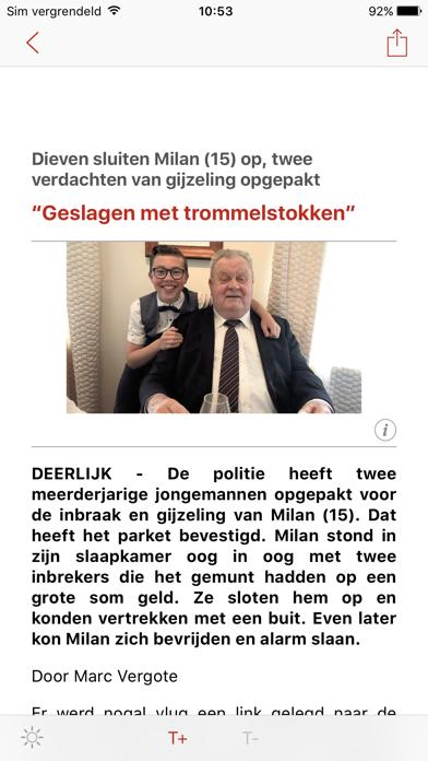 Krant van West-Vlaanderenのおすすめ画像8