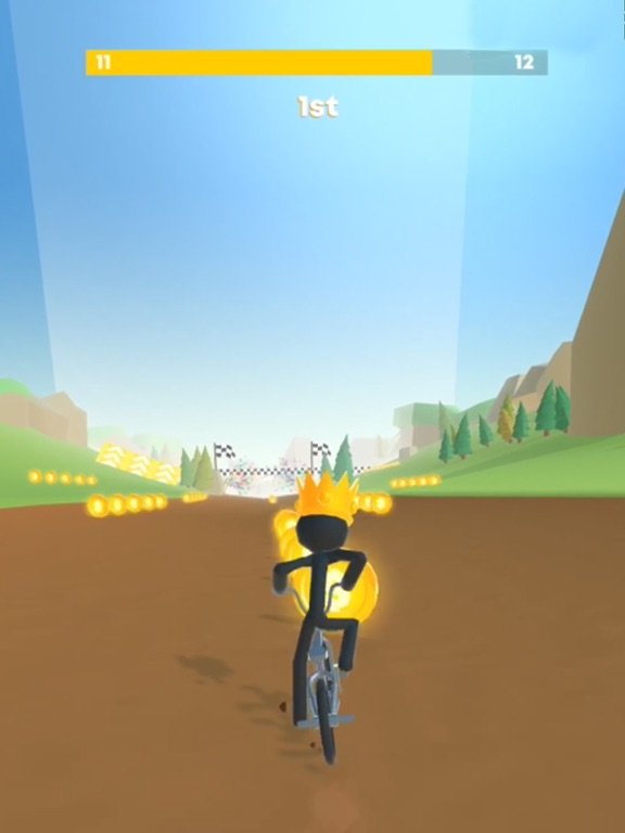 iPad Image of Stickman Riders