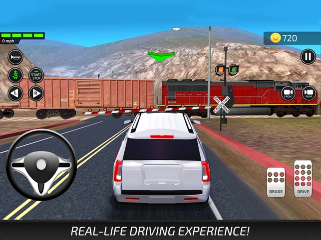 Real Driving Games >> Driving Academy 2019 Simulator On The App Store