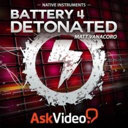 Detonated Course for Battery 4