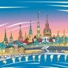 Riga 2020 — offline map