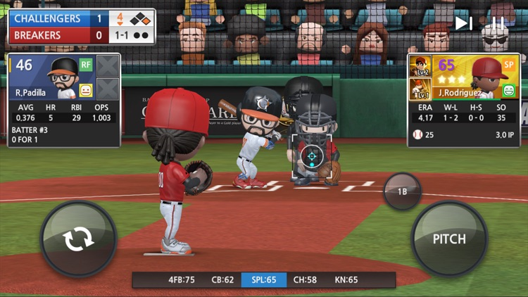 BASEBALL 9 screenshot-5