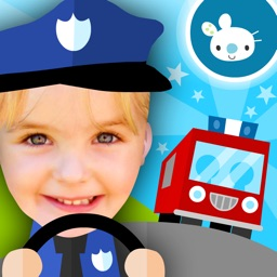 Car Games for Kids: Fire Truck