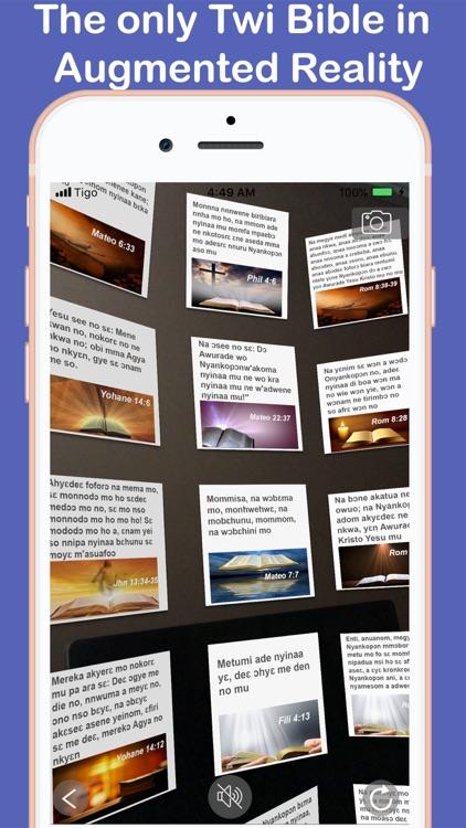 Twi & English Bible Pro screenshot-0