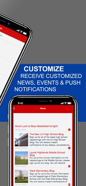 Laurel Highlands SD on the App Store