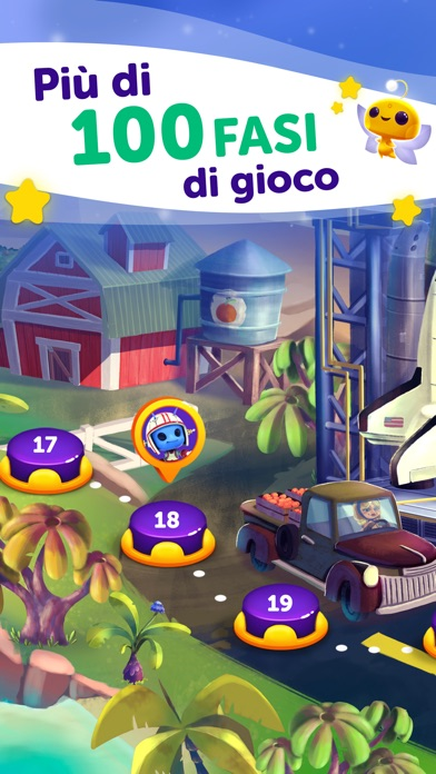 Screenshot for CodyCross: Puzzle Cruciverba in Italy App Store