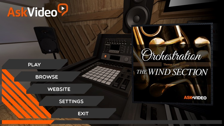 Wind Section-Orchestration 102 screenshot-0