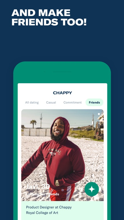 Chappy - Gay Dating & Friends