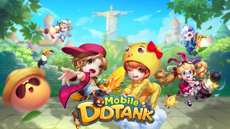 DDTank Mobile