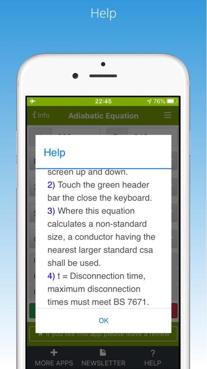 Adiabatic Equation Calculator screenshot-9