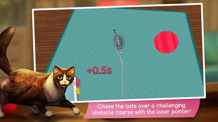 CatHotel - Care for cute cats screenshot-6