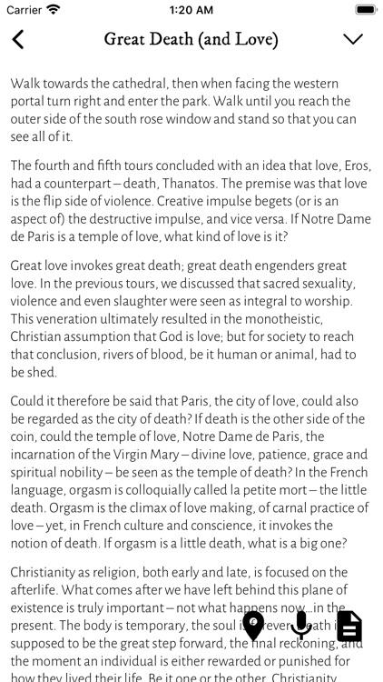 Notre Dame - Fiat Lux screenshot-5