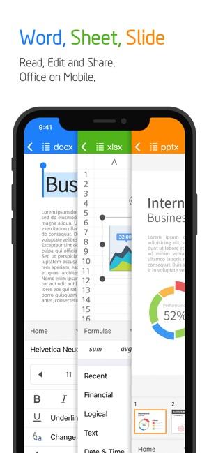 Polaris Office - PDF & Docs on the App Store