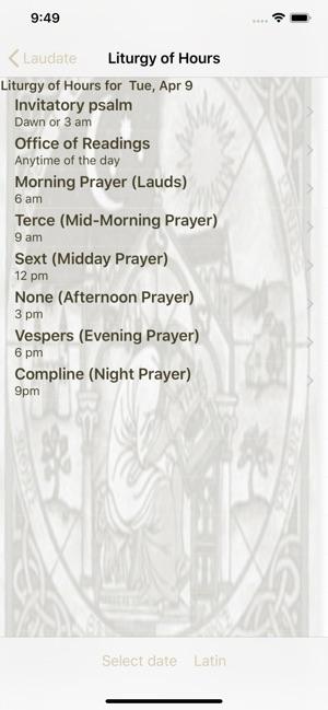 Laudate - #1 Catholic App on the App Store