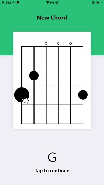 gstrings - Guitar tuning app screenshot-5