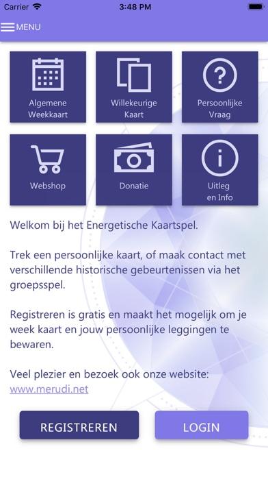 Energetische Kaartspel screenshot 1